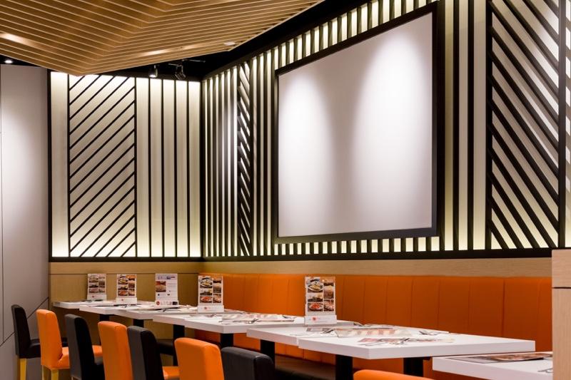 Thai express plaza singapura bio design pte ltd for Plaza interior designs ltd